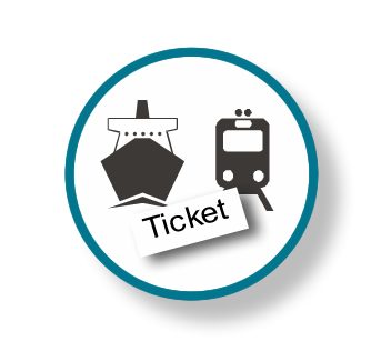 Rail and Ferry Sales
